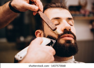 Man Hairstyle Images, Stock Photos & Vectors | Shutterstock