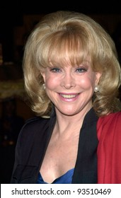 "15DEC99: Actress BARBARA EDEN at the Los Angeles premiere of ""Anna and the King"" which stars Jodie Foster.  Paul Smith / Featureflash"