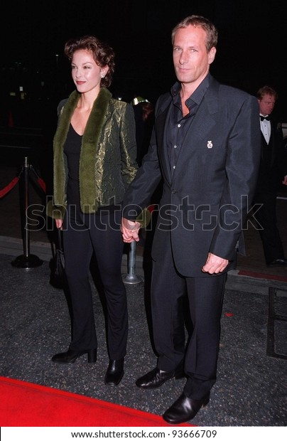 15nov97 Pop Star Michael Bolton Shows Stock Photo Edit Now 93666709