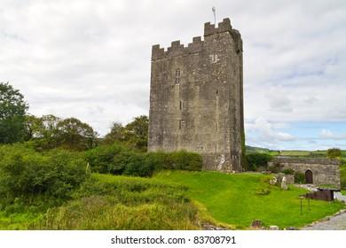 15th century Dysert O'Dea Castle, Co. Clare - Ireland