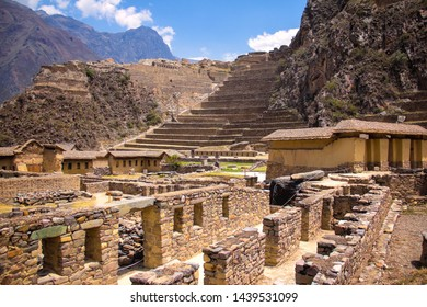In the 15th century Inca Pachacutec conquered and began to rebuild the town of Ollantaytambo, constructing terraces for farming and an irrigation system.