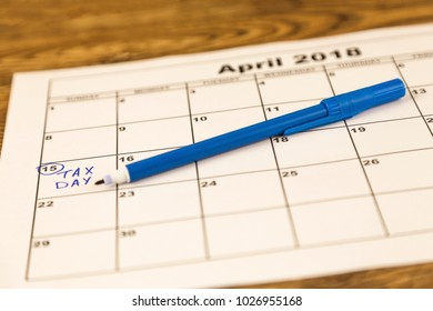 The 15th, tax day, payday or just middle of the month very shallow DOF