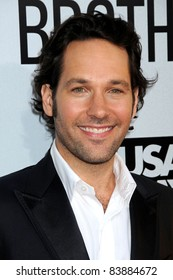 """16 August 2011 - Hollywood, California - Paul Rudd. """"Our Idiot Brother"""" Los Angeles Premiere held at Arclight Cinemas. Photo Credit: Byron Purvis/AdMedia"""