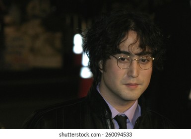 16 November 2004 - Hollywood, California - Sean Lennon. World premiere of Warner Bros. Pictures' 'Alexander' at Grauman's Chinese Theatre in Hollywood.