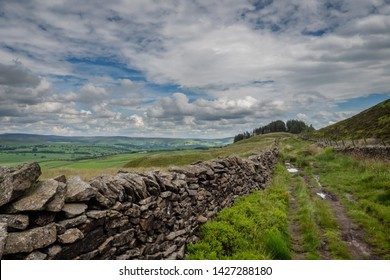 16/06/2019 A Dales High Way between Skipton and Addingham Yorkshire Dales.
