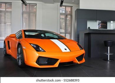 Lamborghini Gallardo Images Stock Photos Vectors Shutterstock