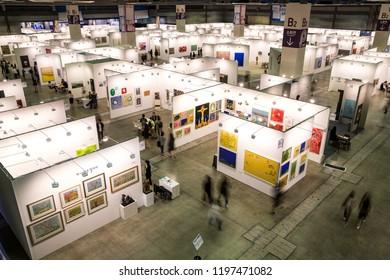 The 17th Korea International Art Fair in Seoul, KOREA. 03~07, Sep. 2018.