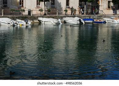 17th of September 2016, Garda lake, Italy