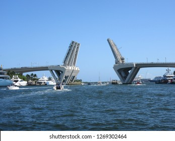 17th Street Draw Bridge, Fort Lauderdale Florida