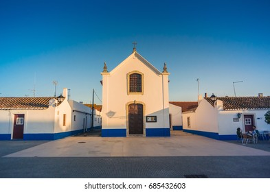 18 MARCH, 2017: Church at Porto Covo, Alentejo - Portugal.