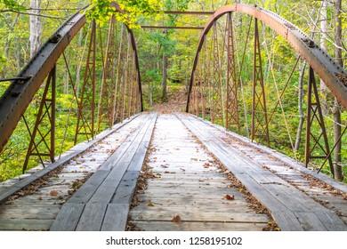 1800s bridge in Kentucky