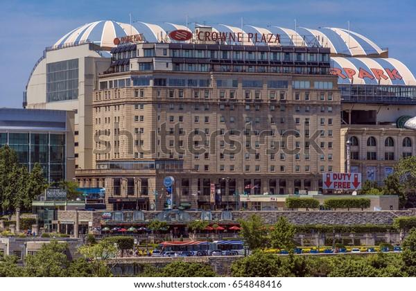 18062016 Niagara Falls New York United Stock Photo Edit Now