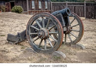 1808 Fort Ross, California