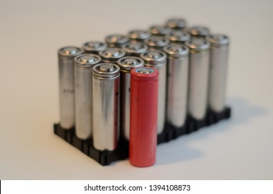 18650 Lithium Ion rechargeable battery pack