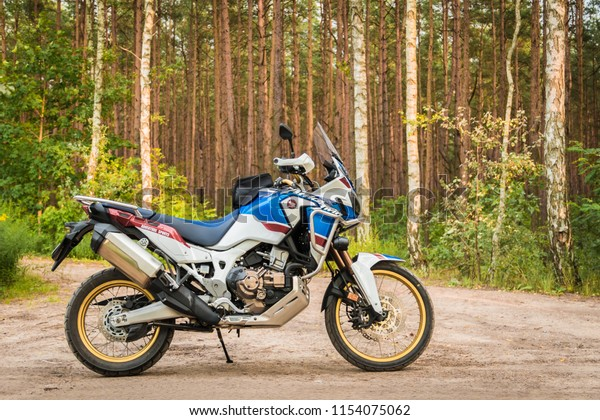 Twin City Honda >> 18810 Warsaw Poland Motorcycle City Cup Stock Photo Edit