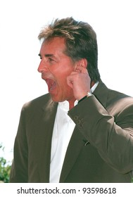 """18MAY98:  Actor DON JOHNSON at the Cannes Film Festival to promote his movie """"Goodbye Lover."""""""