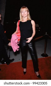 "18OCT99:  Actress REBECCA DE MORNAY at the world premiere, in Los Angeles, of ""The Messenger: The Story of Joan of Arc.""  Paul Smith / Featureflash"