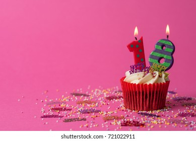 Eighteen Birthday Images Stock Photos Vectors Shutterstock