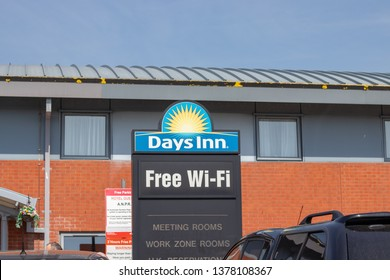 19/04/2019 Wales United Kingdom Days Inn Hotel. Days Inn is a chain of hotels headquartered in United States. Free Wi-Fi information.