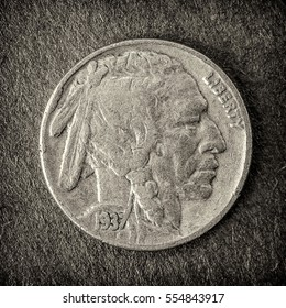Nickel Coin Images, Stock Photos & Vectors | Shutterstock