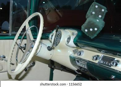 1950s Chevy Interior