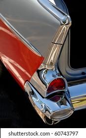 1950's classic car design