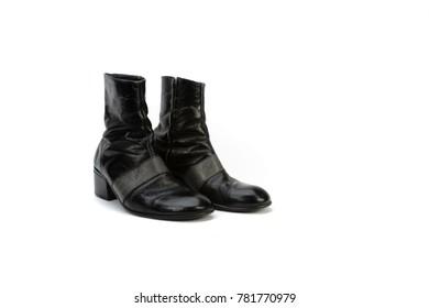 1970 Men Dress boots