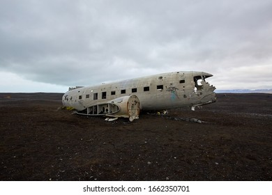 The 1973 US Navy C-117D Solheimasandur Crash, commonly known as the Solheimasandur Crash, is a crashed US Navy Douglas C-117D located in Solheimasandur on the southern coast of Iceland.