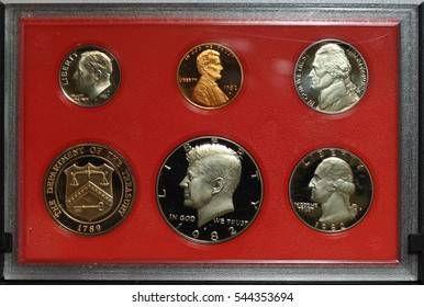 1982 Proof Set. United States Proof Set Picture