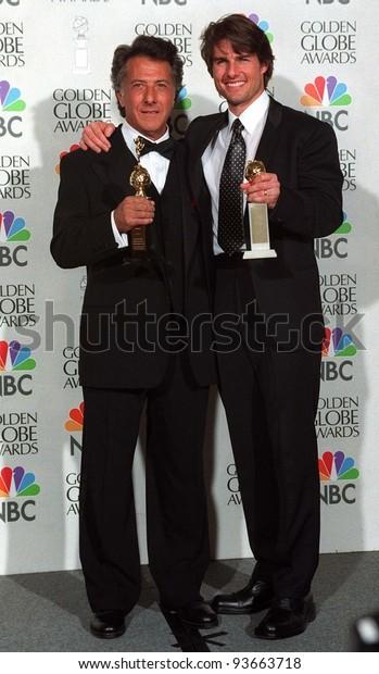 ¿Cuánto mide Dustin Hoffman? - Altura - Real height 19jan97-actors-dustin-hoffman-left-600w-93663718