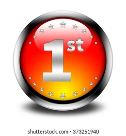 1st Position button isolated