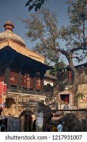 20 Feb 2007-  Shri Ajgar Baba Sanjivani Samadhi Math-Ramkund, Panchavati, Nashik, Maharashtra INDIA asia