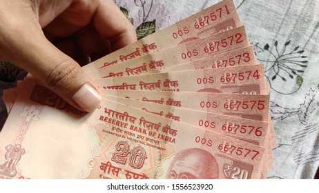 20 Rupee Note Stock Photos, Images & Photography | Shutterstock