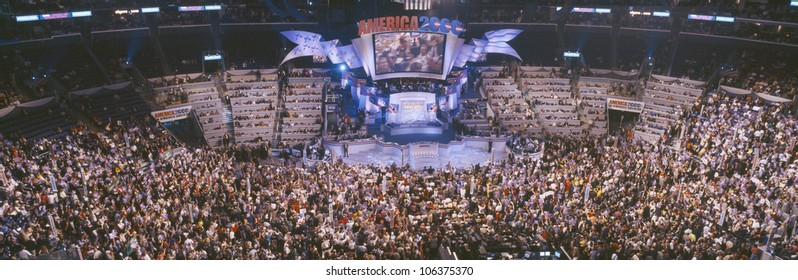 2000 Democratic National Convention, Los Angeles, California