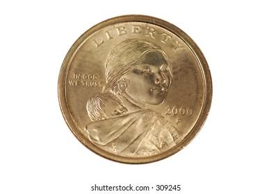 2000 Sacagawea Dollar Piece