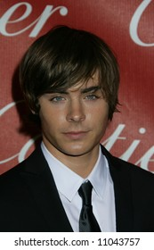 2008 Annual Palm Springs Film Festival held at the Palms Springs Convention Center Zac-Efron
