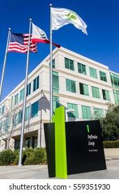 [2013-12-26] Apple Campus, Apple's 'spaceship' headquarters at 1 Infinite Loop, Cupertino, California