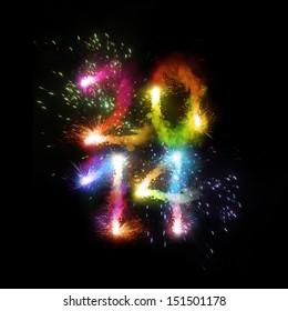 2014 pyrotechnics