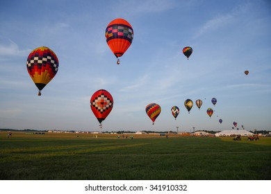 2015 Great Texas Balloon Race