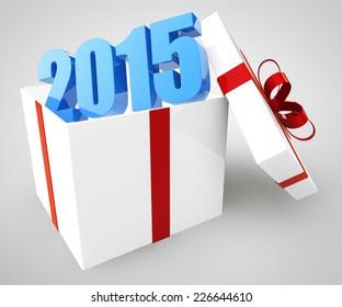 2015 Opened Box