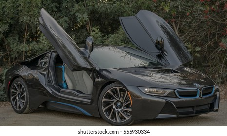 2016 BMW I8 - North San Diego September 2016. Privately owned 2016 BMW I8, after market window tints.