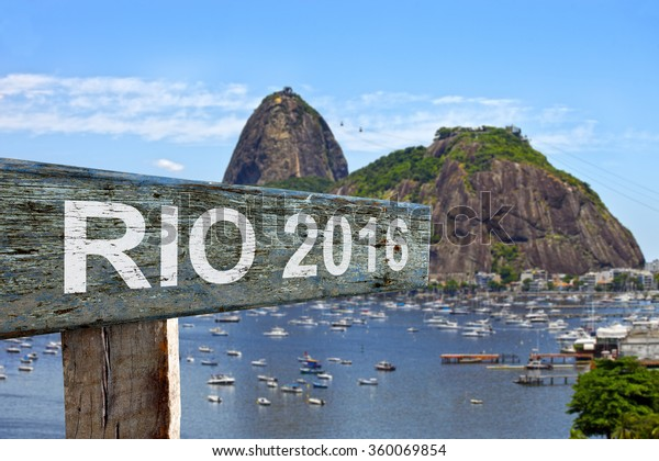 2016 Olympic Games, Rio de Janeiro