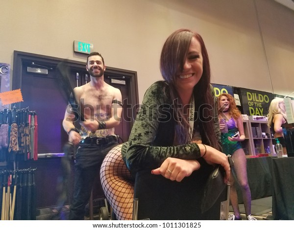 2017 Avn Adult Entertainment Expo Held Stock Photo (Edit Now ...
