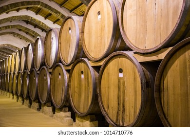 2017, March 2. Marsala, Sicily, Italy. Cantine Florio is the biggest wine and marsala liquor producer in Sicily.