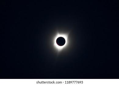 2017 Solar Eclipse in Oregon