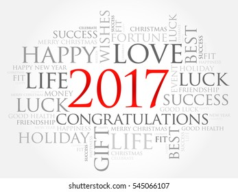 2018 year greeting word cloud collage stock illustration 742766638 2017 year greeting word cloud collage happy new year celebration greeting card m4hsunfo Image collections