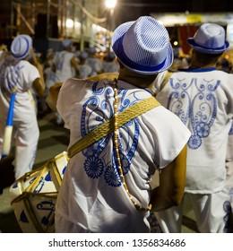 2017.02.26. Popular culture:  Maracatu Bright Star of Recife. Maracatu Nation (maracatu de baque solto), music and dance typical of the carnival of Recife, Pernambuco, northeastern Brazil.