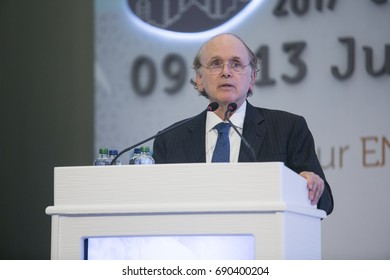 2017-07-11 Dr. Daniel Yergin, Vice Chairman, IHS Markit, USA makes his speech at 22nd. World Petroleum Congress Istanbul Turkey.