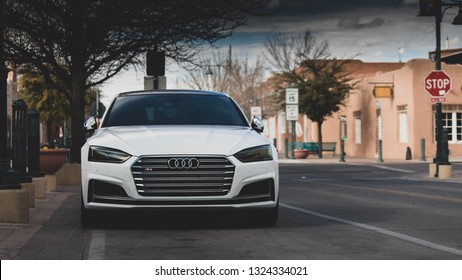 2018 Audi S5 Sportback at Las Cruces, NM 12 February 2019