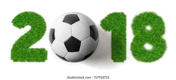 2018 - Football and Grass